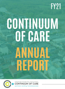 Cover Page CoC Annual Report